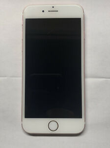 Apple - iPhone 6S 16GB - Model A1688 - Rose Gold - Sprint - Clean ESN - Mint