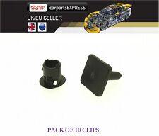 Universal pivote de cabeza cuadrada/Retenedor Clips Para Chevrolet coche interior del cuerpo