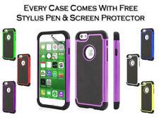 Fundas con tapa de plástico para teléfonos móviles y PDAs Apple