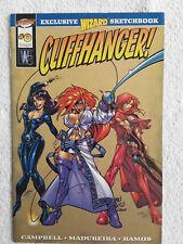 Wildstorm Cliffhanger Sketchbook (Image 1997) Wizard Exclusive #0