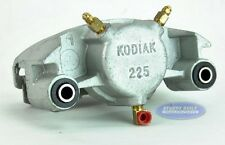 Kodiak Dacromet Boat Trailer Disc Brake Caliper 225 Stainless Steel Ceramic Pads