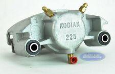 Kodiak Dacromet Boat Trailer Disc Brake Caliper 225 Red Steel Ceramic Pads