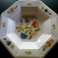 "Classic Collection, Nikko Japan, Magenta 4 soup bowls 8"""