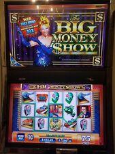WMS BLUEBIRD 1 1.5 2 BIG MONEY SHOW SLOT SOFTWARE ONLY WILLIAMSBB1, BB1.5, BB2