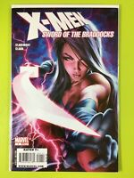 X-MEN SWORD OF THE BRADDOCKS 1-SHOT ALEX GARNER COVER 1ST PSYLOCKE Marvel NM 9.4