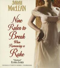 The Love by Numbers: Nine Rules to Break When Romancing a Rake by Sarah...