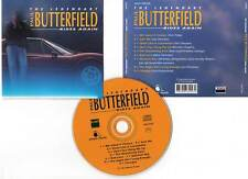 "PAUL BUTTERFIELD ""Rides Again"" (CD) 1992"