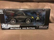 Mezco Toyz Bat Mobile and Batman Mez-itz