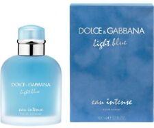 Treehouse: Dolce & Gabbana D&G Light Blue Eau Intense EDP For Men 100ml