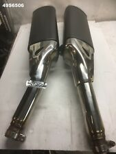SUZUKI  GSXR 1300  HAYABUSA GEN 2 ALL YEAR  MUFFLERS  LOT49  49S6506 - M802