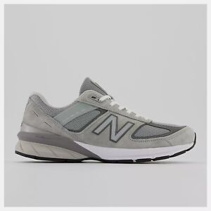 NWB New Balance Made in US 990v5 Grey with castlerock Standard FREE SHIPPING