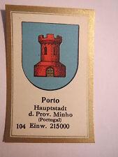 Porto / Sammelbild Abdulla Wappen