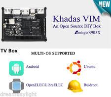 Khadas VIM An Open Source TV Box Quad-core Amlogic WiFi BT4.2 DIY 2GB+16GB