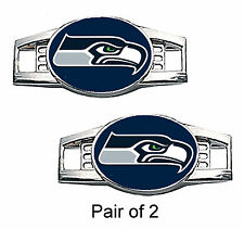 Seattle Seahawks Shoe Charms / Paracord Charms
