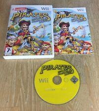 PIRATES ~ HUNT FOR BLACKBEARD'S BOOTY FOR NINTENDO WII: PAL ~ AGE 7+ ~ COMPLETE