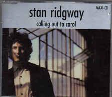Stan Ridgway- Calling out to Carol cd maxi single