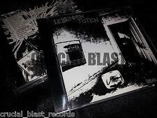 LEBENDEN TOTEN Near Dark CD pdx noisepunk confuse disclose gloom zyanose framtid