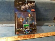 Babylon 5 Vir Cotto Action Figure - NEW MOC - w/Heavy Warship from Centauri