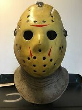 Friday The 13th Part 8 Jason Takes Manhattan Hood And Hockey Mask