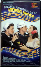 RARE MGM/UA VHS 1987 HI-FI Anchors Aweigh RARE CLAM SHELL Gene Kelly M-300309