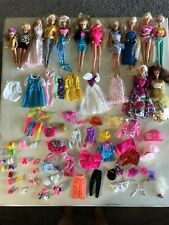 Barbie Mattel Vintage Lot with Totally Hair Barbie