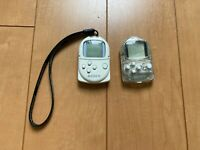 Sony PocketStation PlayStation PS Crystal & White SCPH-4000 Japan P61