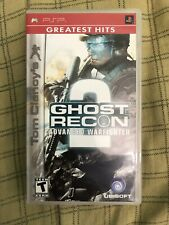 Tom Clancy's Ghost Recon: Advanced Warfighter 2007 Sony PSP
