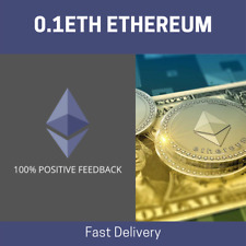 💸 Flash Sale! ⏰ 0.1ETH ETHEREUM - PayPal Ready | Best Option 💎