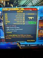 Cloud Kill Borderlands 3 Rare Legendary 125% Boss Damage Anointed Xbox 1