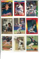 Lot 3 of (41) John Smoltz Cards w/ Rookies RC and Inserts MLB Atlanta Braves