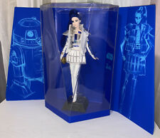 Barbie Collector Star Wars R2-D2 Barbie Doll Blue Hair W/ Shipper