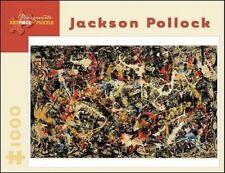 Convergencia: Jackson Pollock (Granada brindarles Puzzle)