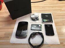 Original BlackBerry Bold 9900 Schwarz von Vodafone (Funktionsfähig & Getestet)