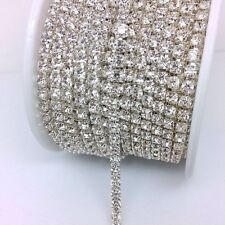 e184657fb6 Beaded/Sequined Rhinestone Sewing Trims for sale   eBay