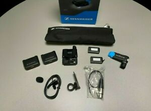 Sennheiser AVX-ME2 SET Digital Camera-Mount Wireless Omni Lavalier Microphone Sy