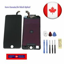 For Black iPhone 6 Plus LCD Touch Display Assembly Digitizer Screen Replacement