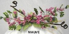 Pink Mauve Berry Swag Gazebo Arch Decor Silk Wedding Flowers Centerpieces