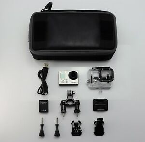 GOPRO HERO 3 WHITE EDITION SPORTS ACTION CAMCORDER DIGITAL HD 1080P VIDEO CAMERA