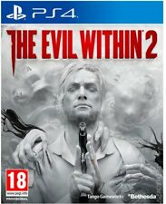 The Evil Within 2 PLAYSTATION PS4 PRO ENHANCED 4K+THE LAST CHANCE PACK+FASTSHIP