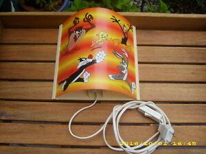 Tweety & Kater Sylvester -Wandlampe - Leuchte - Kinderlampe - Lampe Warner Bros