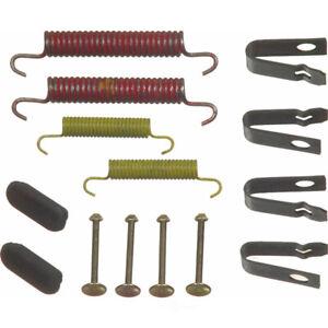 Parking Brake Hardware Kit Rear Wagner H7220