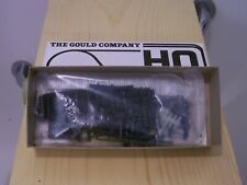 THE GOULD CO HO TWO UNDECORATED  22' WOOD ORE CARS (PLASTIC KITS)