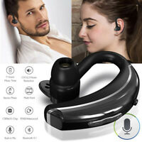 Universal Wireless Headset Bluetooth Headphone Earphone Stereo Sport Handfree 1x