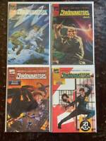 Shadowmasters Comic book lot, 4 Issues, Marvel,   NM, Vol. 1, 1989