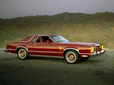 1979 Ford Thunderbird Heritage Coupe, Refrigerator Magnet, 40 Mil