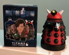 "Titans - Doctor Who 11th Doctor Vinyls - Dalek Drone 3"" Figure"