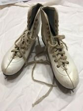 Canadian Flyer Girls Ice Skate Boots Size 4 Ships N 24h