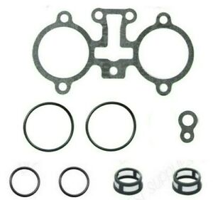 GM THROTTLE BODY TBI TWIN INJECTOR POD REPAIR REBUILD KIT WITH GASKETS