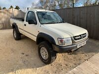 2002 Toyota Hilux 4x4 Single Cab EX 133k, lift kit, spacers, arches, bed liner.