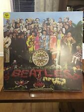 Sgt Pepper's Lonely Hearts Club Band VINYL LP by The Beatles PCS 7027